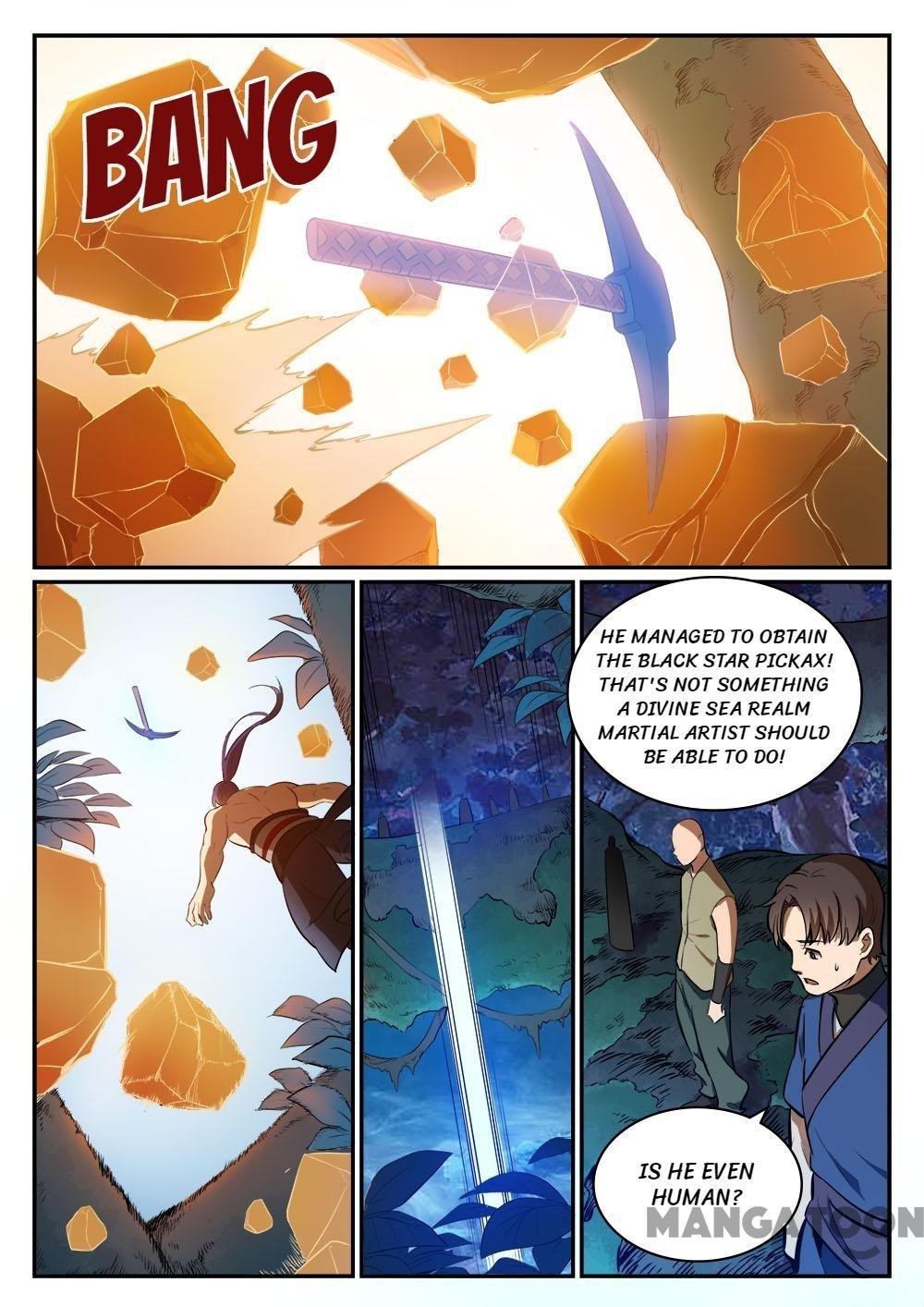 Manga Apotheosis - Chapter 420 Page 6