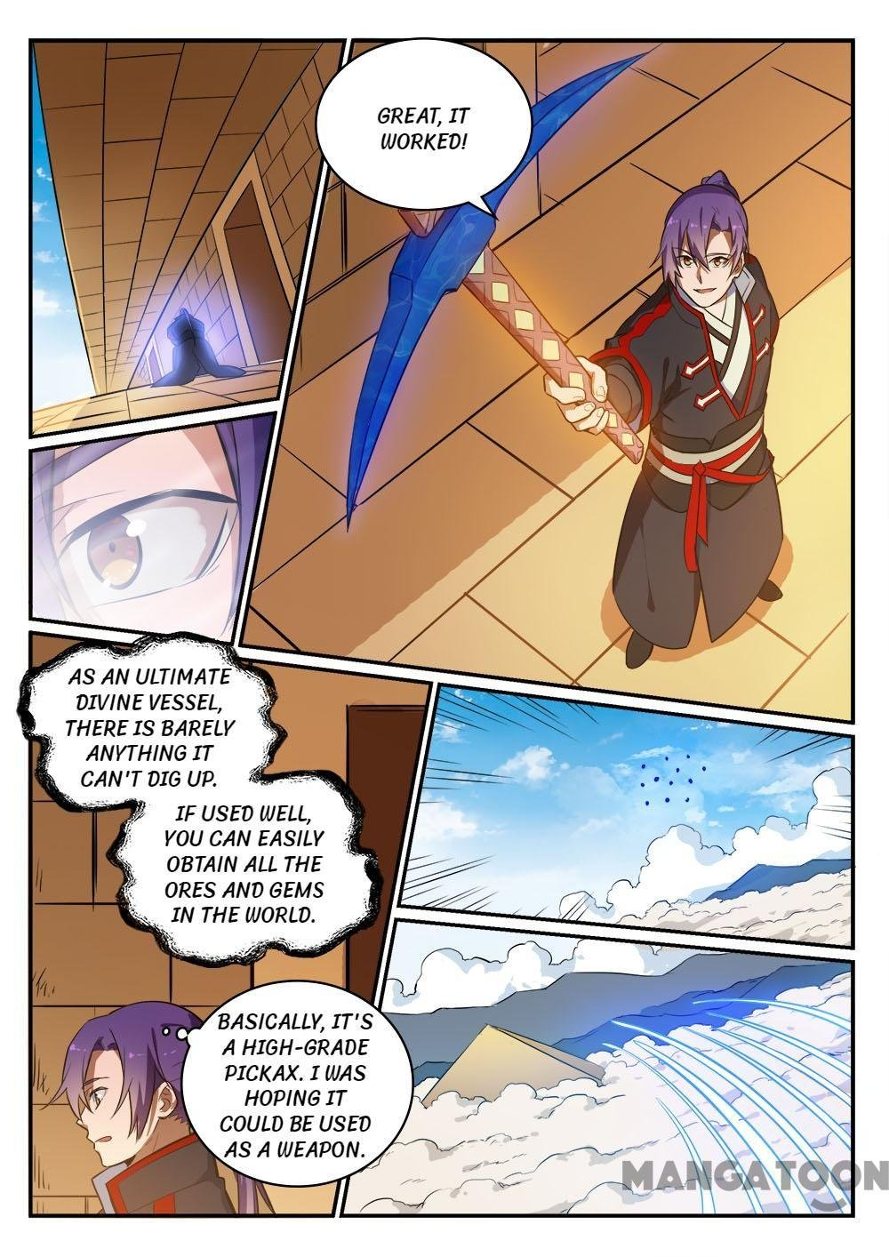 Manga Apotheosis - Chapter 420 Page 15