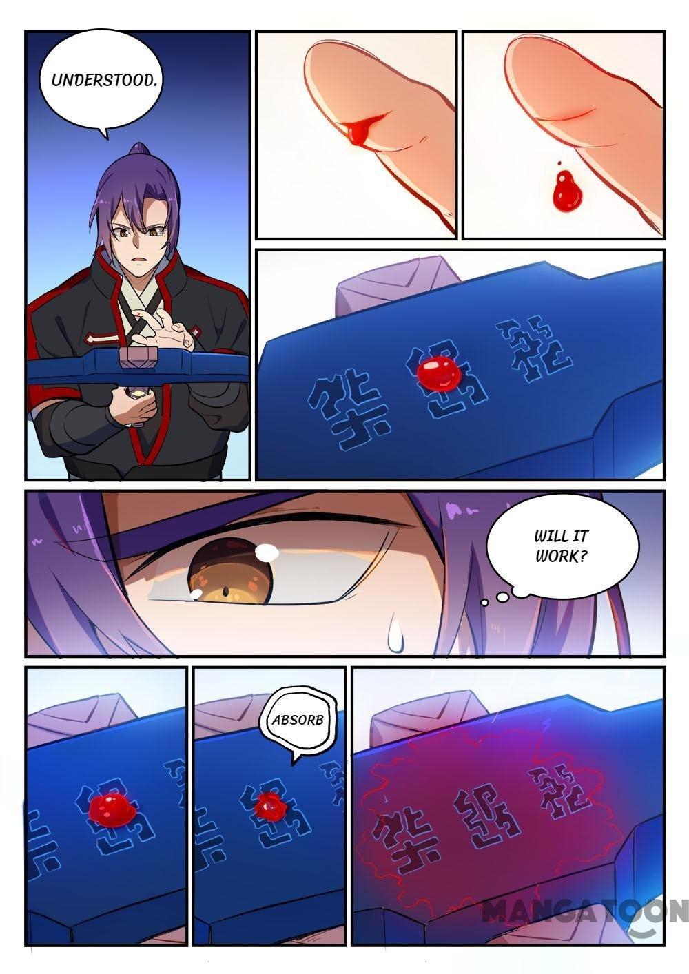 Manga Apotheosis - Chapter 420 Page 14