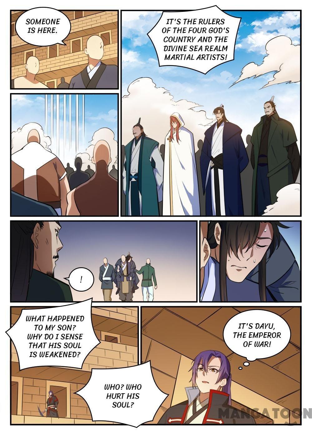 Manga Apotheosis - Chapter 420 Page 16