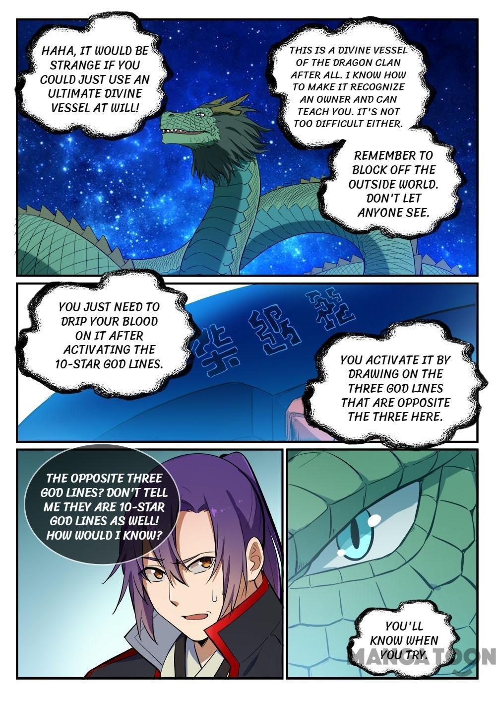 Manga Apotheosis - Chapter 420 Page 10