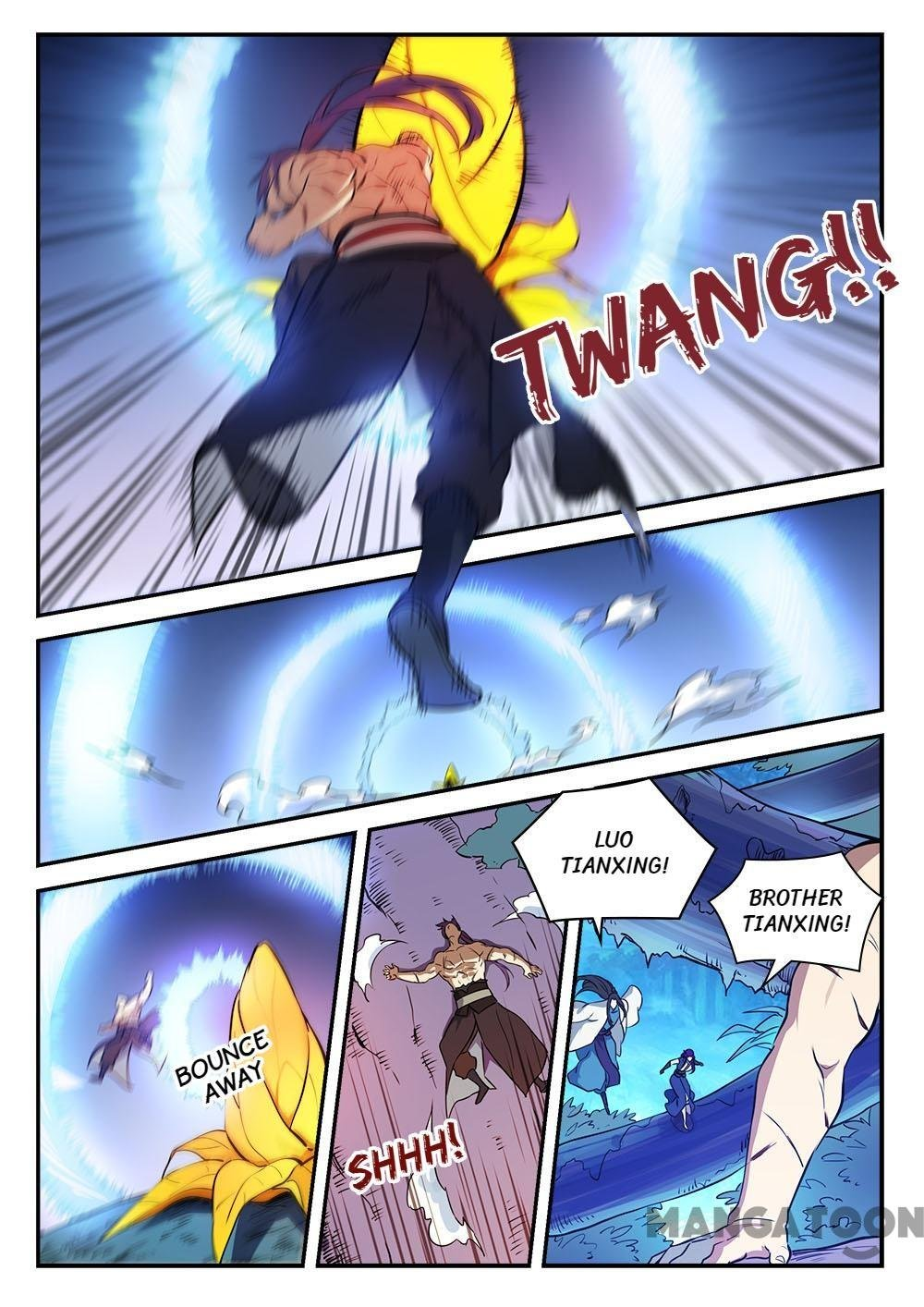 Manga Apotheosis - Chapter 419 Page 12