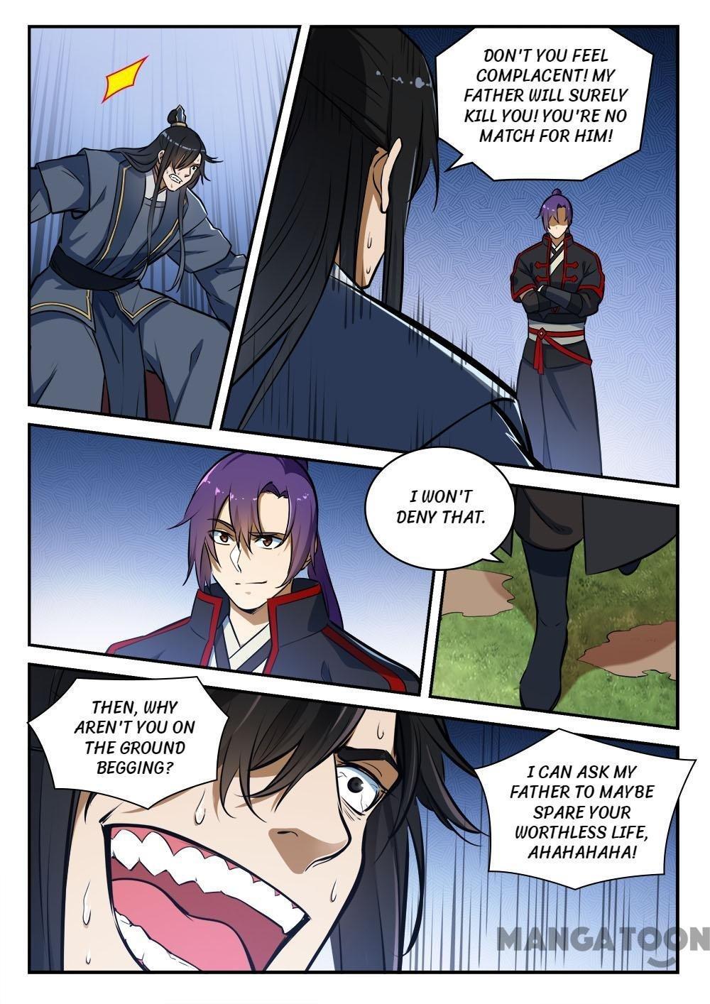 Manga Apotheosis - Chapter 419 Page 3