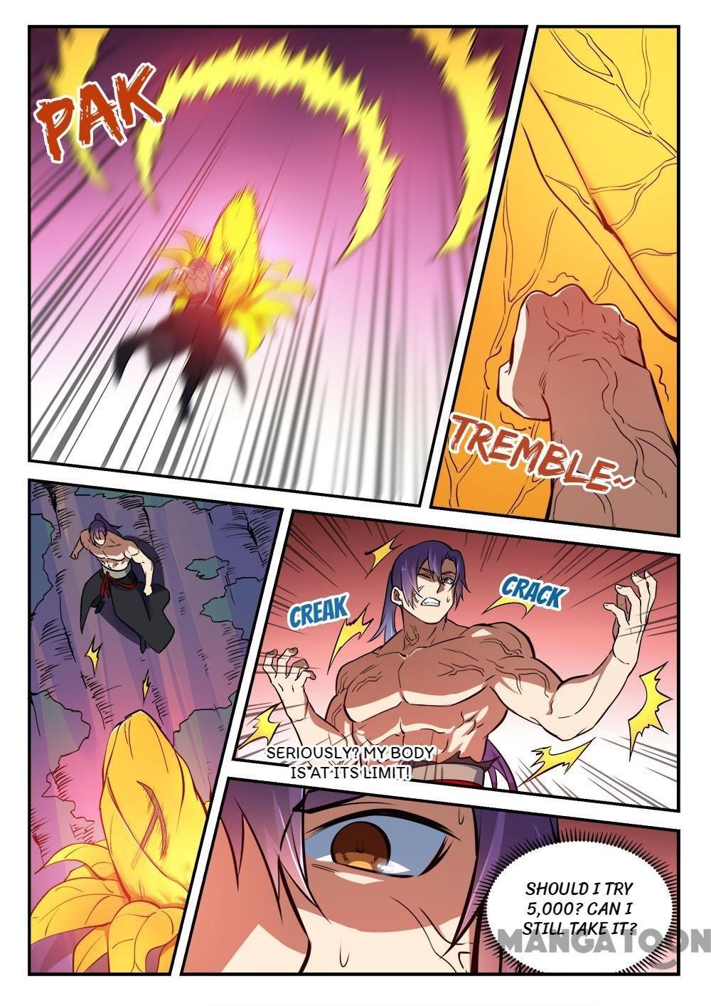Manga Apotheosis - Chapter 419 Page 10