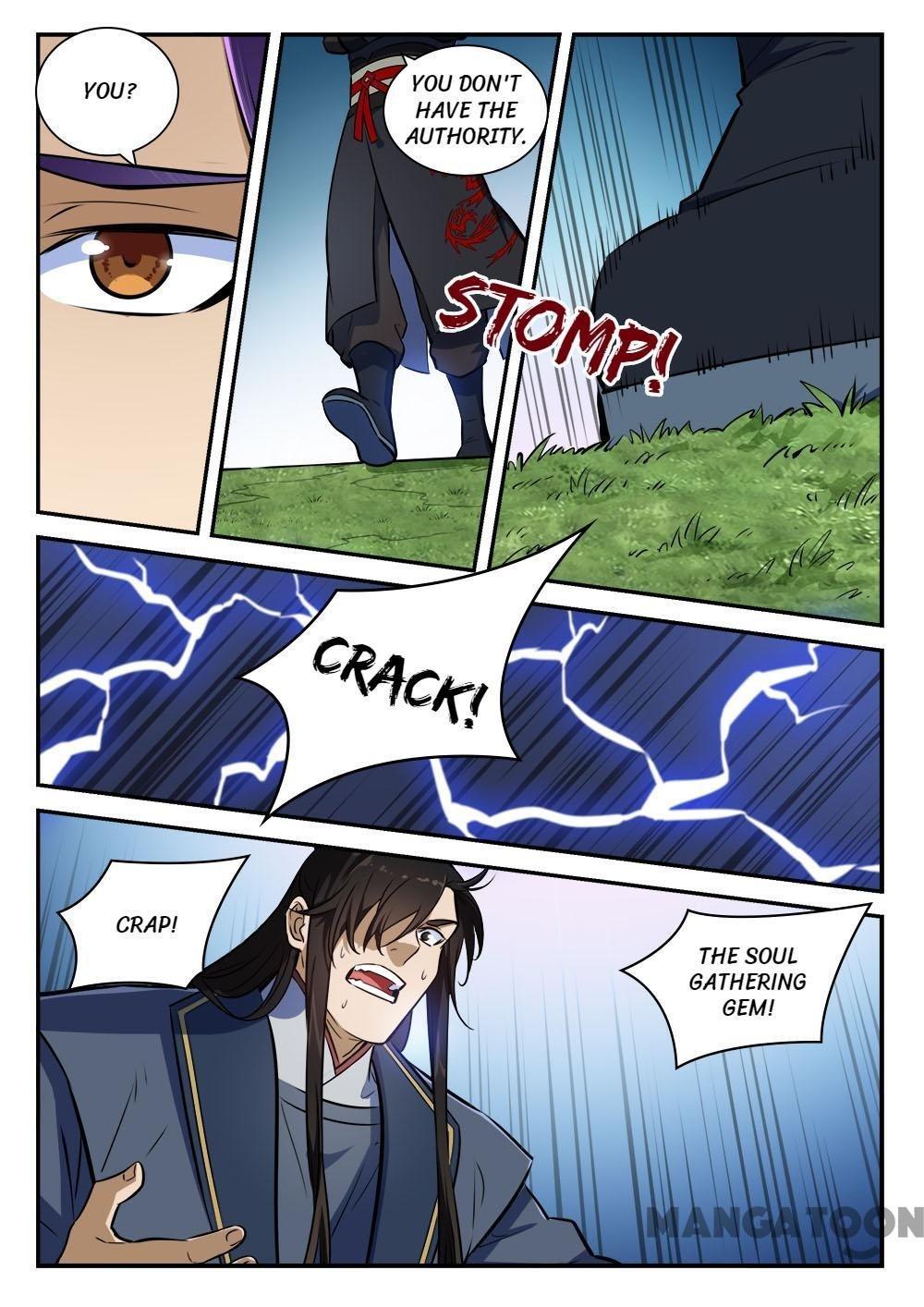 Manga Apotheosis - Chapter 419 Page 4