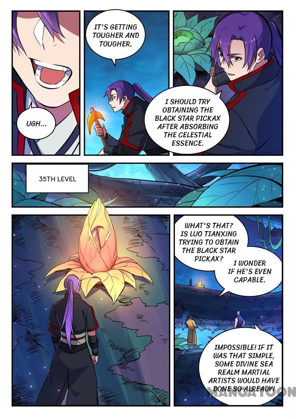 Manga Apotheosis - Chapter 419 Page 7