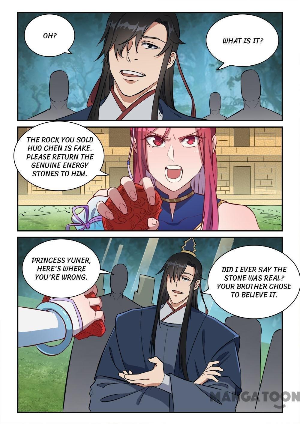 Manga Apotheosis - Chapter 418 Page 4