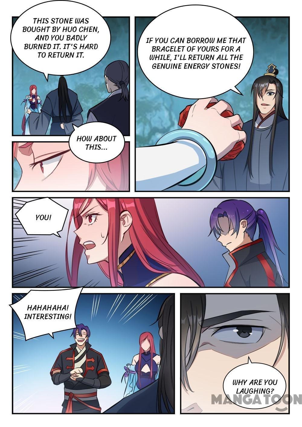 Manga Apotheosis - Chapter 418 Page 6
