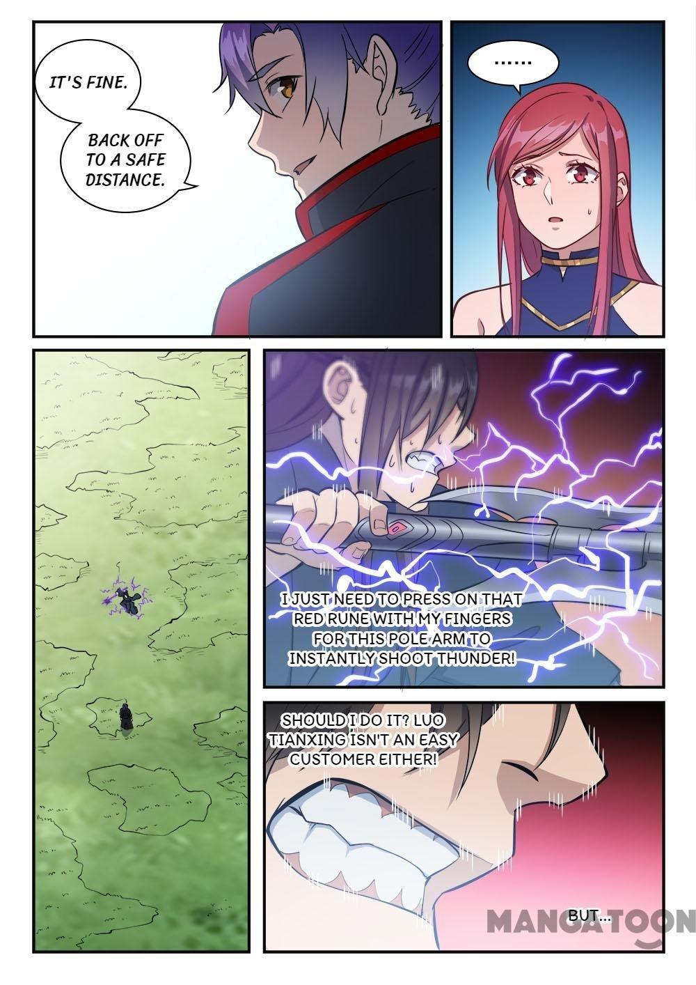 Manga Apotheosis - Chapter 418 Page 14