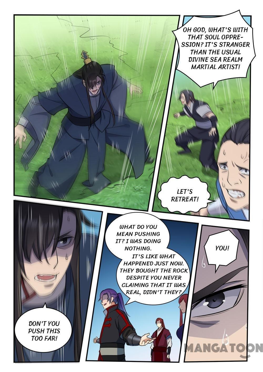 Manga Apotheosis - Chapter 418 Page 9