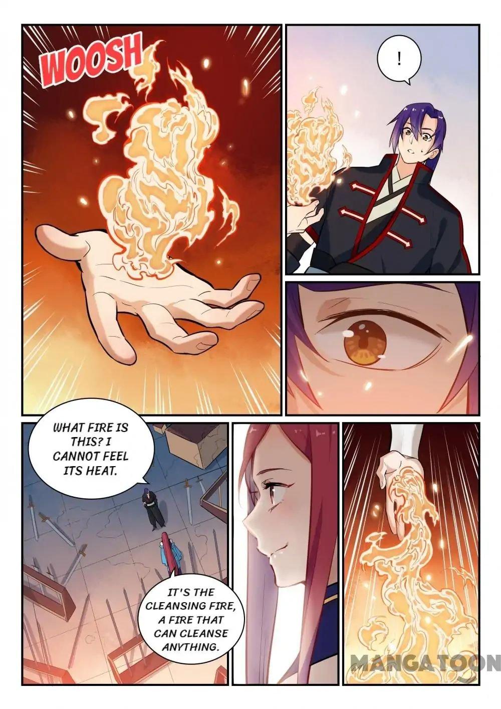 Manga Apotheosis - Chapter 417 Page 9