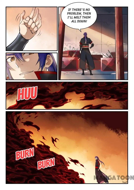 Manga Apotheosis - Chapter 417 Page 2