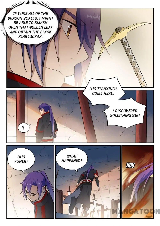 Manga Apotheosis - Chapter 417 Page 4