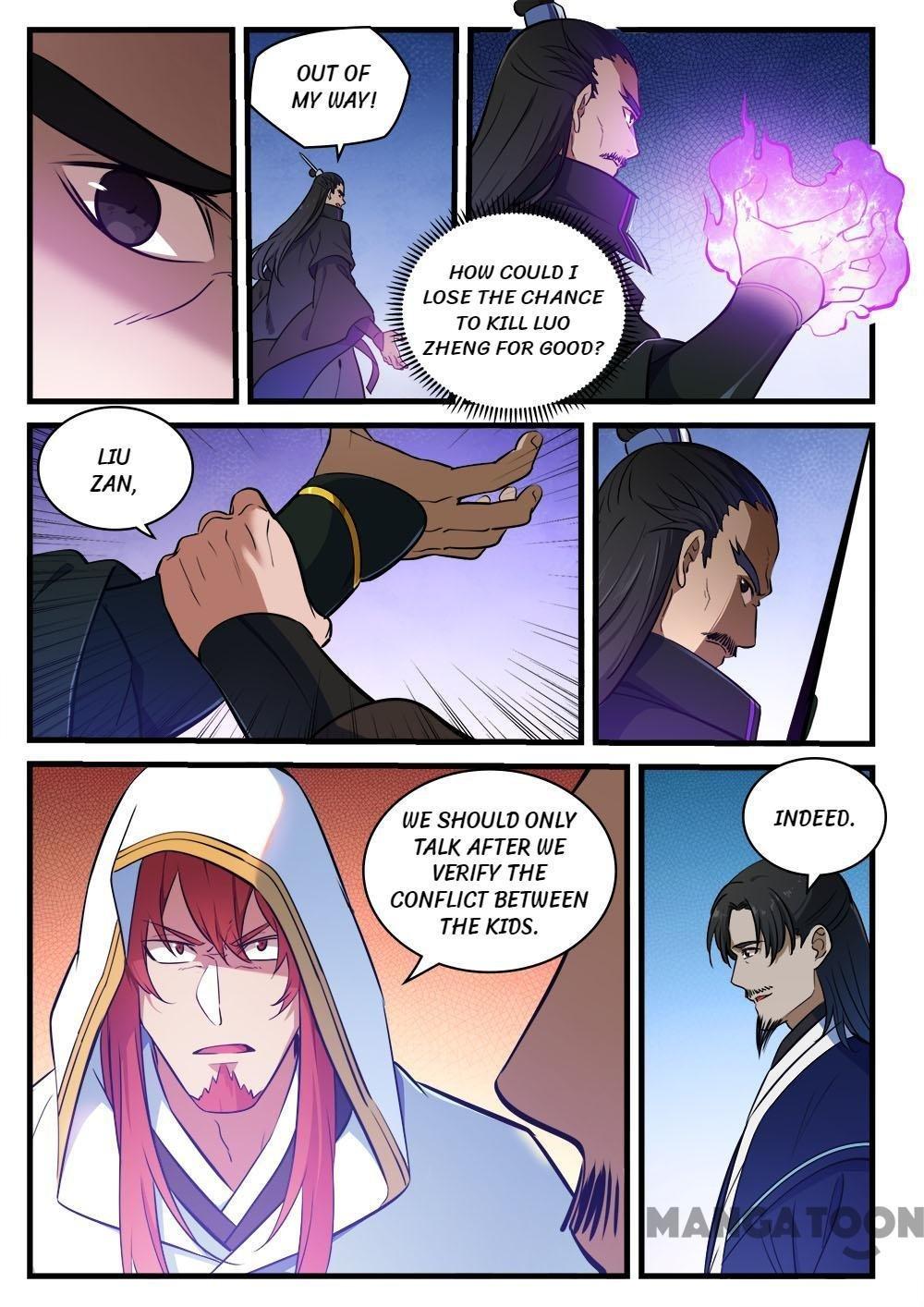 Manga Apotheosis - Chapter 421 Page 5