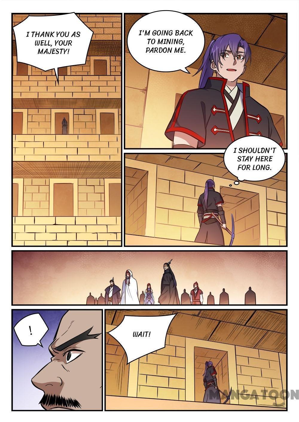 Manga Apotheosis - Chapter 421 Page 9