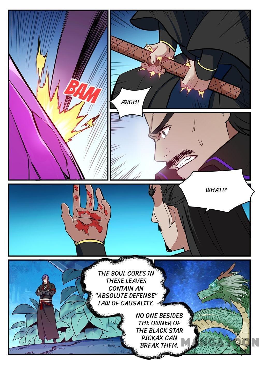 Manga Apotheosis - Chapter 421 Page 13
