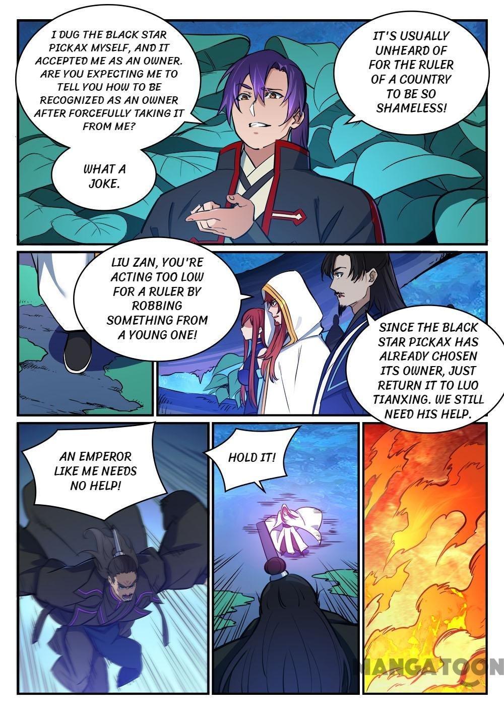 Manga Apotheosis - Chapter 421 Page 15
