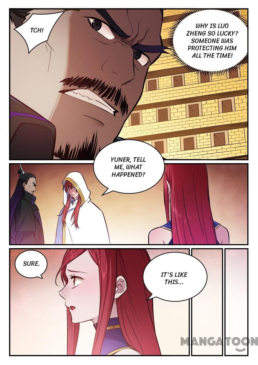 Manga Apotheosis - Chapter 421 Page 6