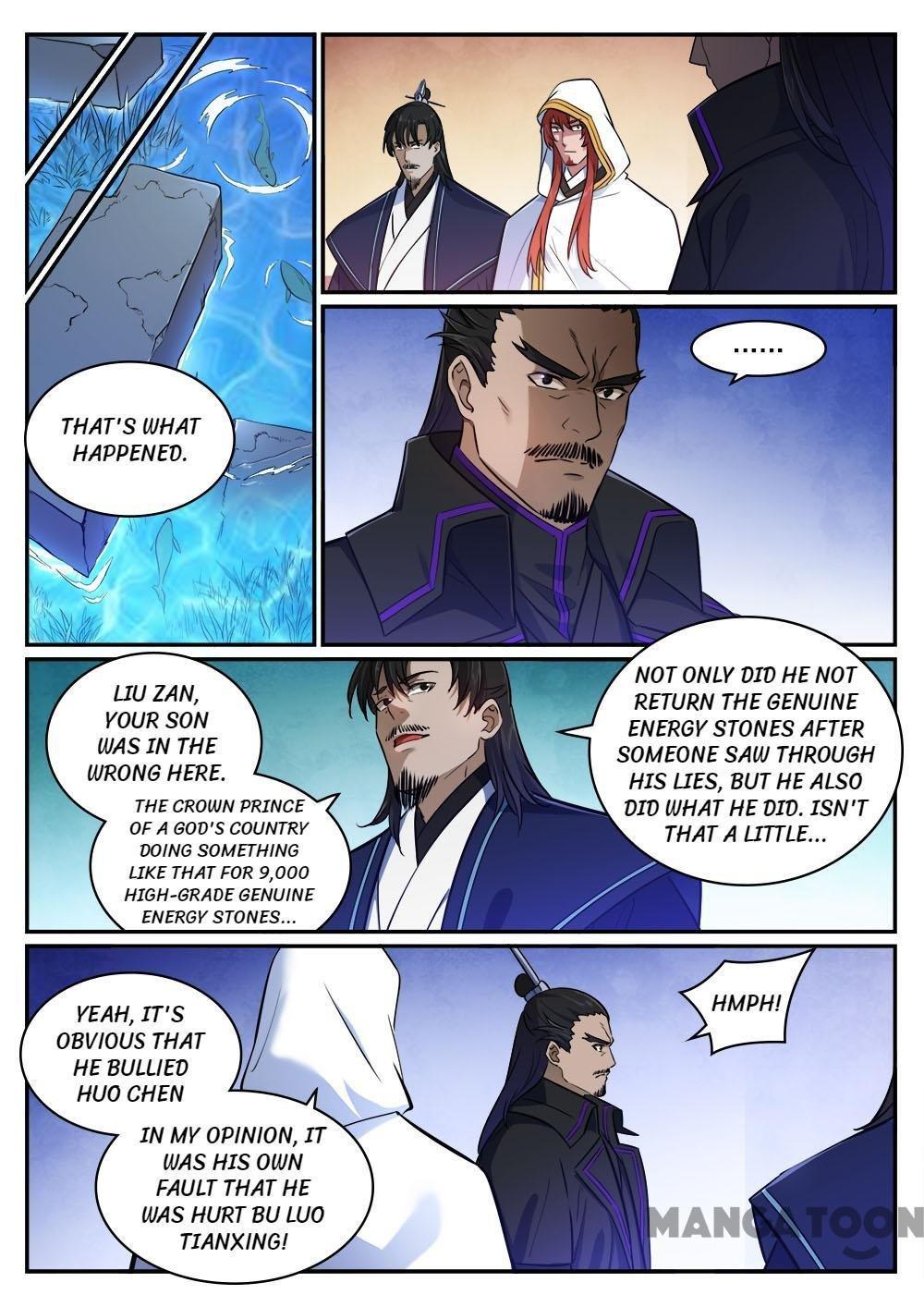 Manga Apotheosis - Chapter 421 Page 7