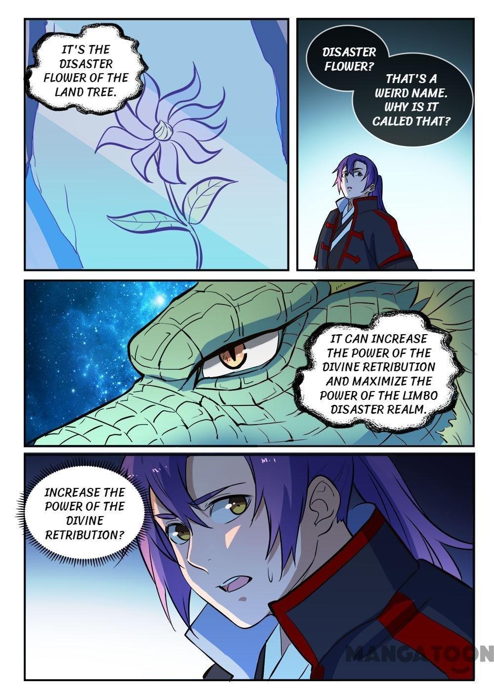 Manga Apotheosis - Chapter 422 Page 15
