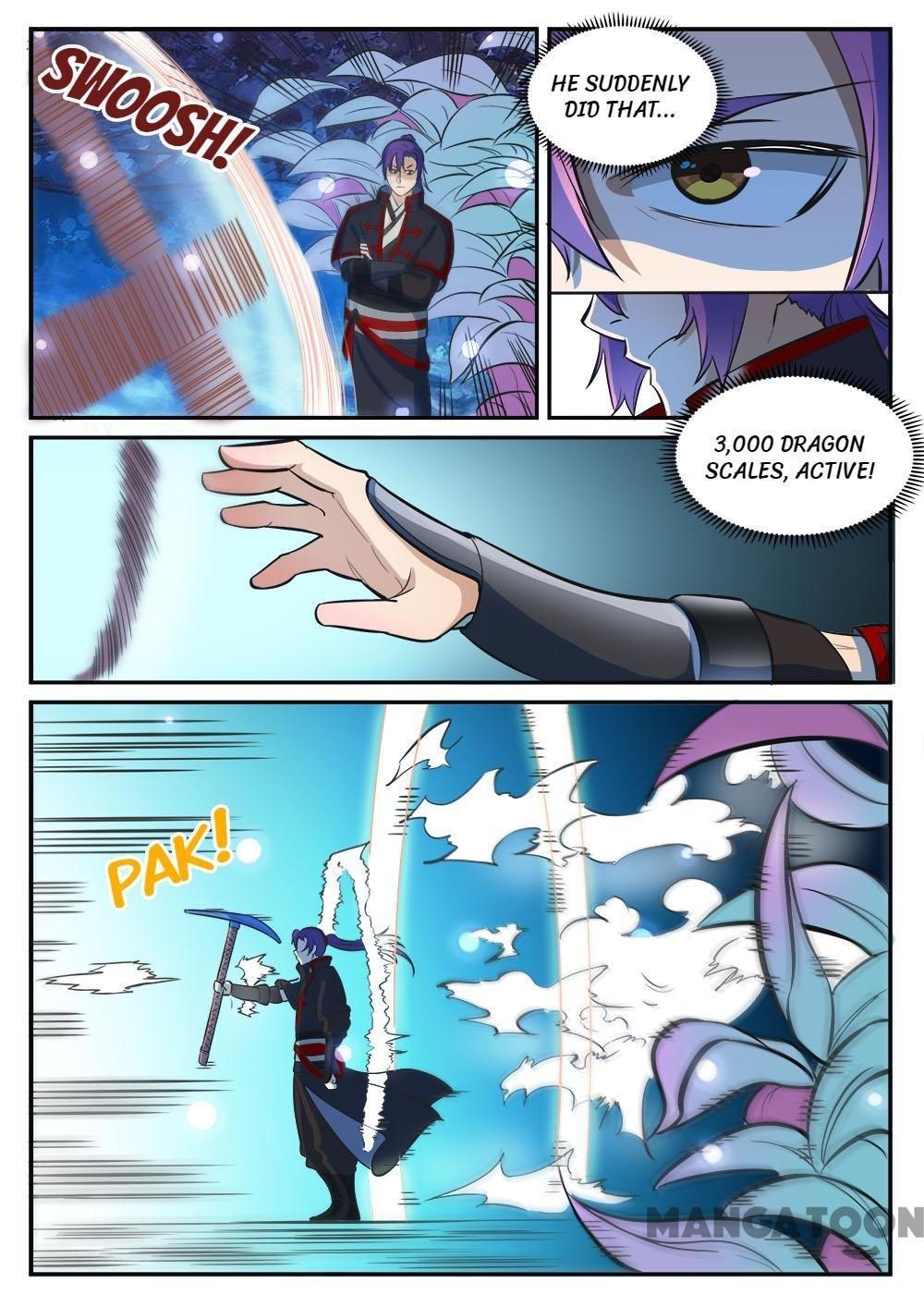 Manga Apotheosis - Chapter 422 Page 2