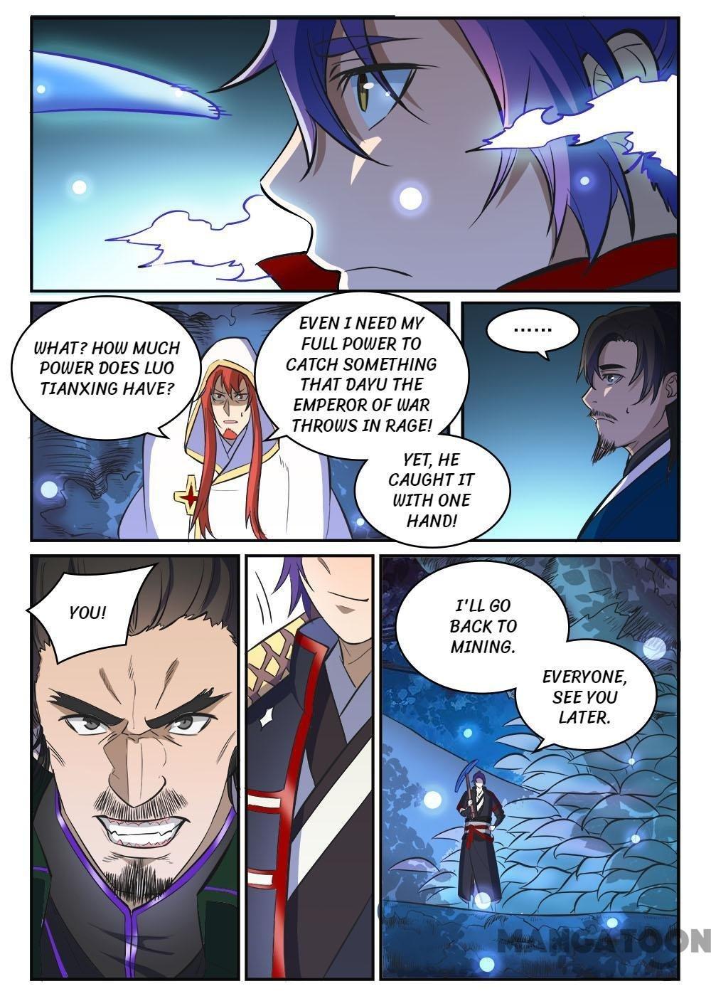 Manga Apotheosis - Chapter 422 Page 3