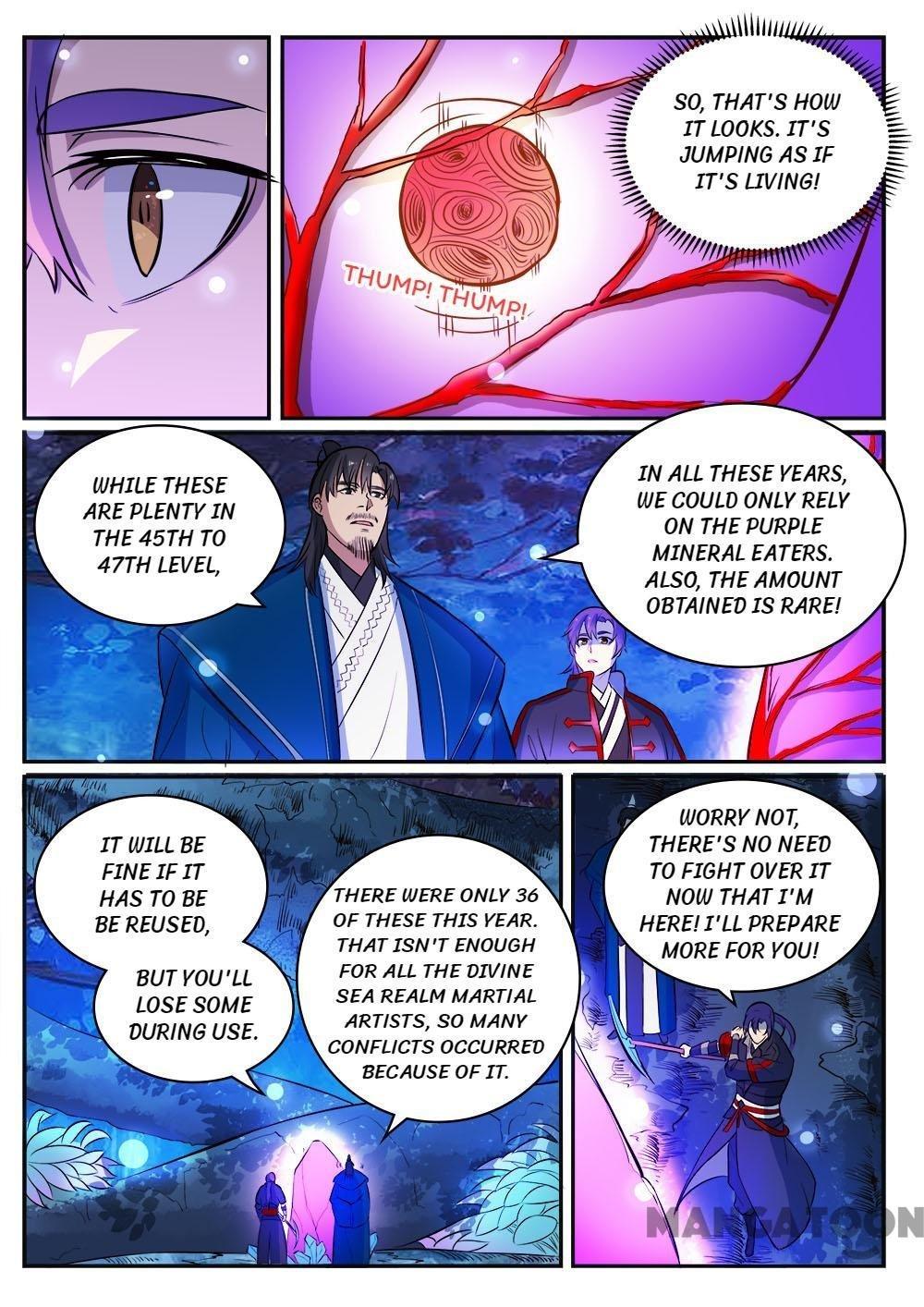 Manga Apotheosis - Chapter 422 Page 9