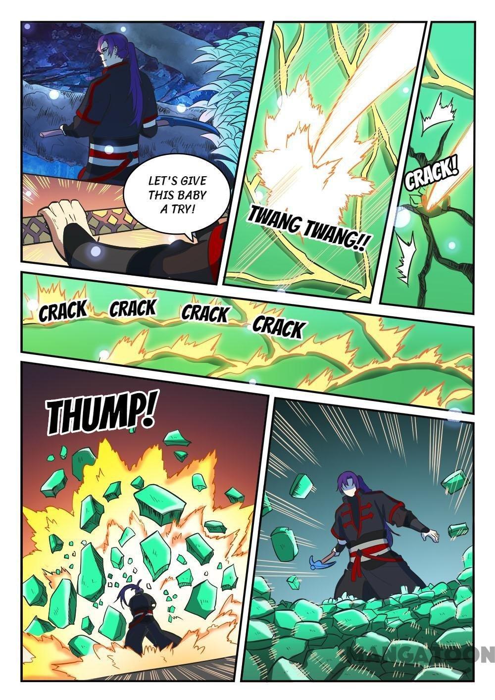 Manga Apotheosis - Chapter 422 Page 5