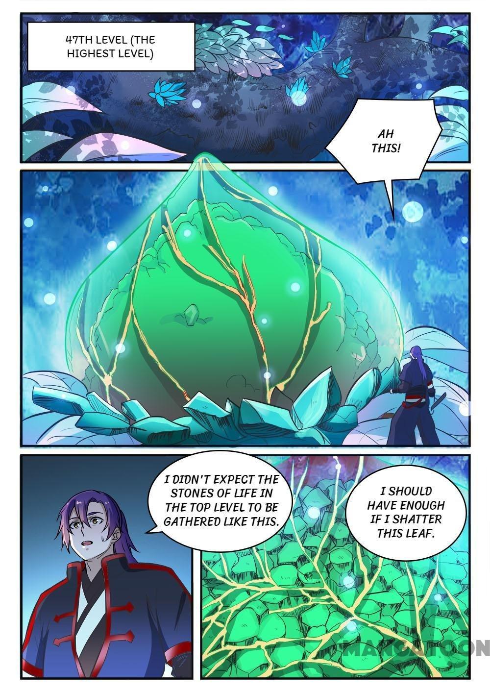Manga Apotheosis - Chapter 422 Page 4