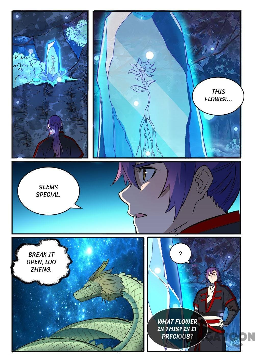 Manga Apotheosis - Chapter 422 Page 14