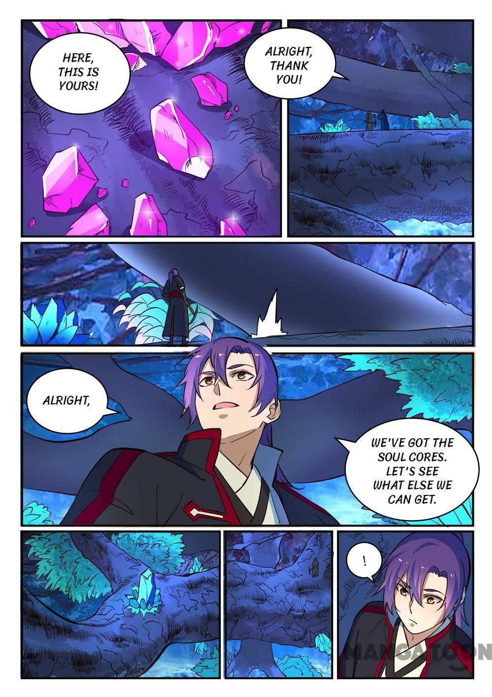 Manga Apotheosis - Chapter 422 Page 13