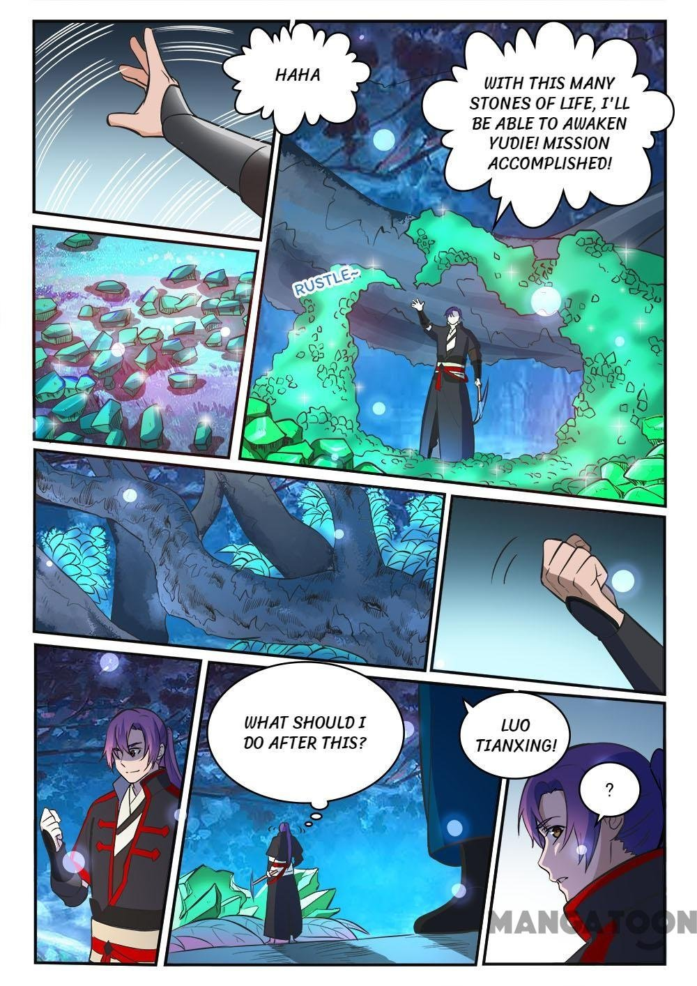 Manga Apotheosis - Chapter 422 Page 6