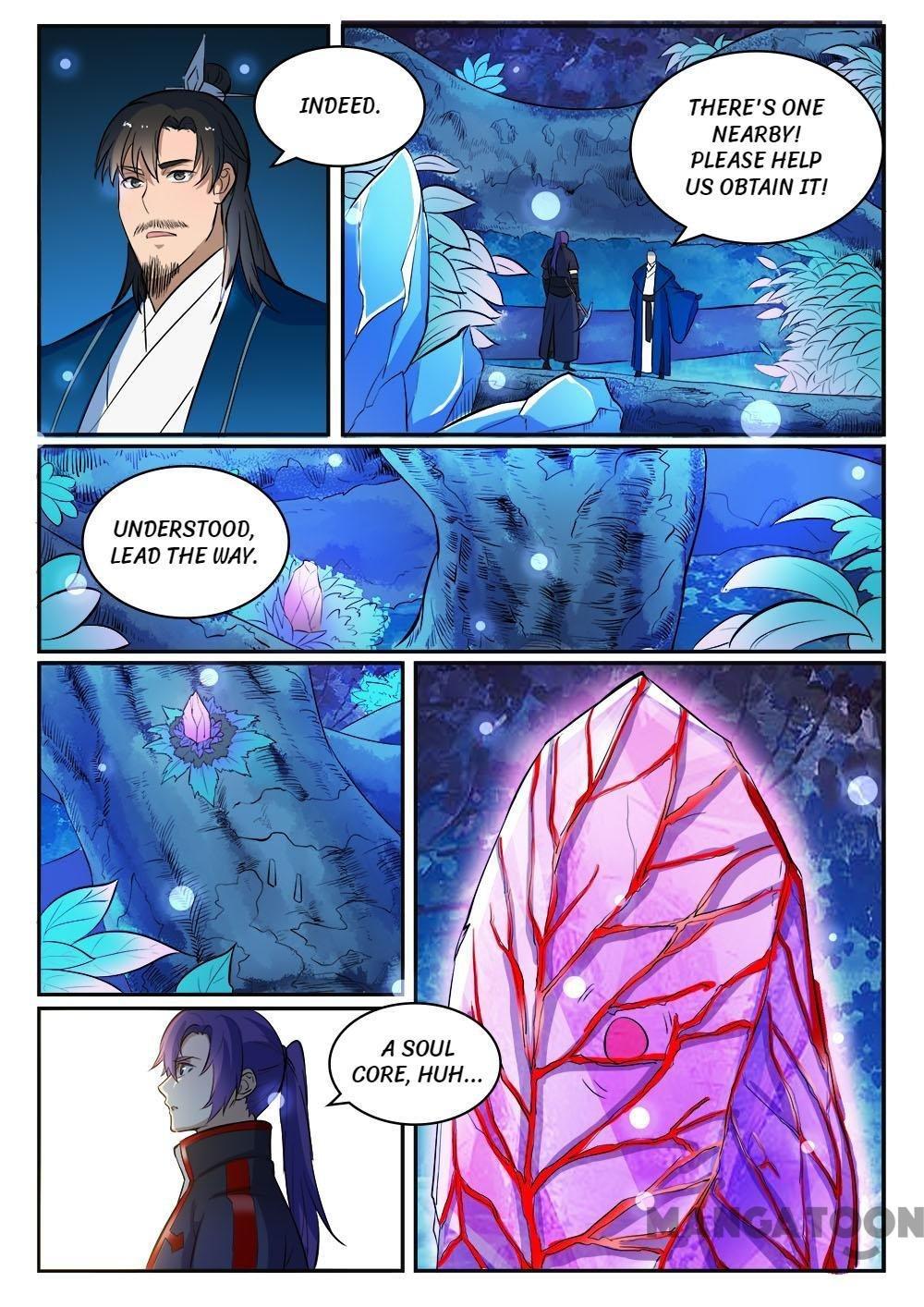 Manga Apotheosis - Chapter 422 Page 8