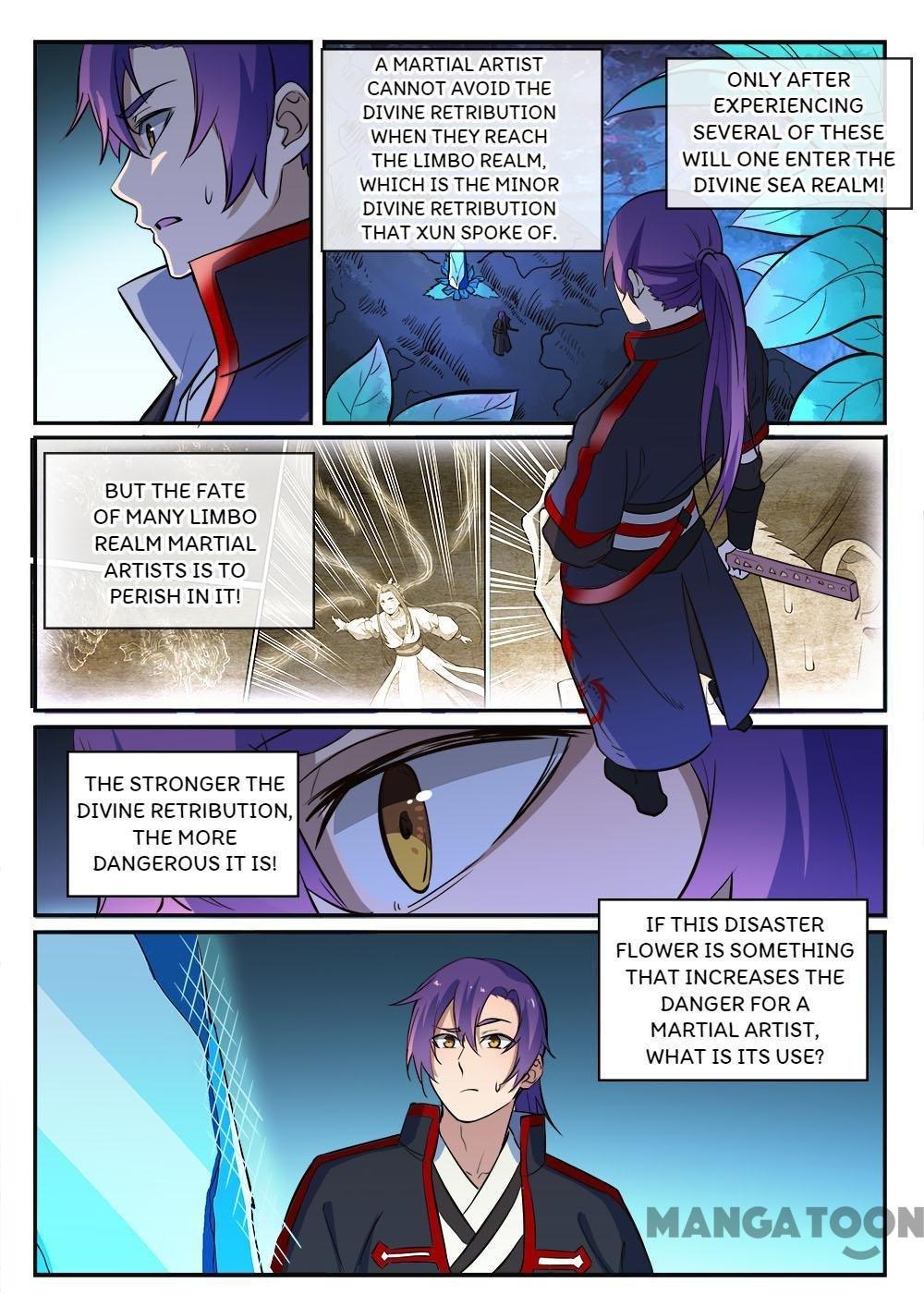 Manga Apotheosis - Chapter 422 Page 16