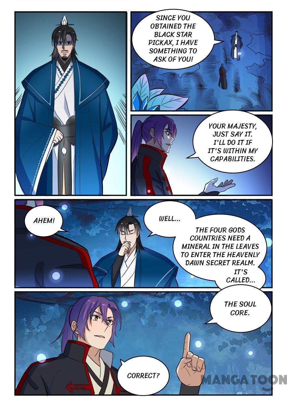 Manga Apotheosis - Chapter 422 Page 7