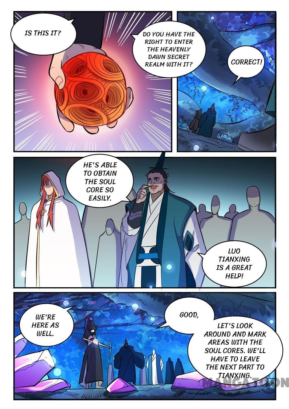 Manga Apotheosis - Chapter 422 Page 10