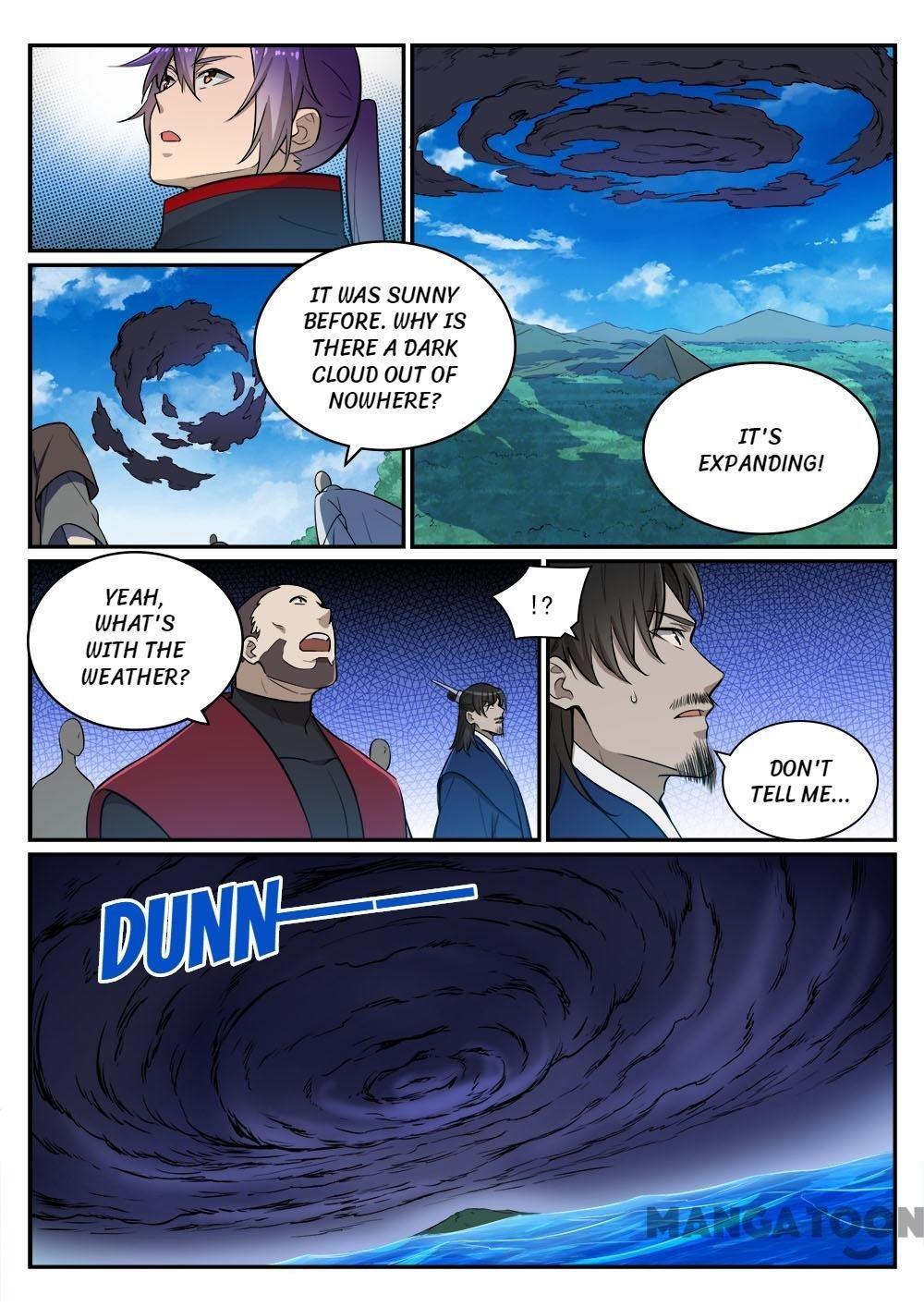 Manga Apotheosis - Chapter 423 Page 15