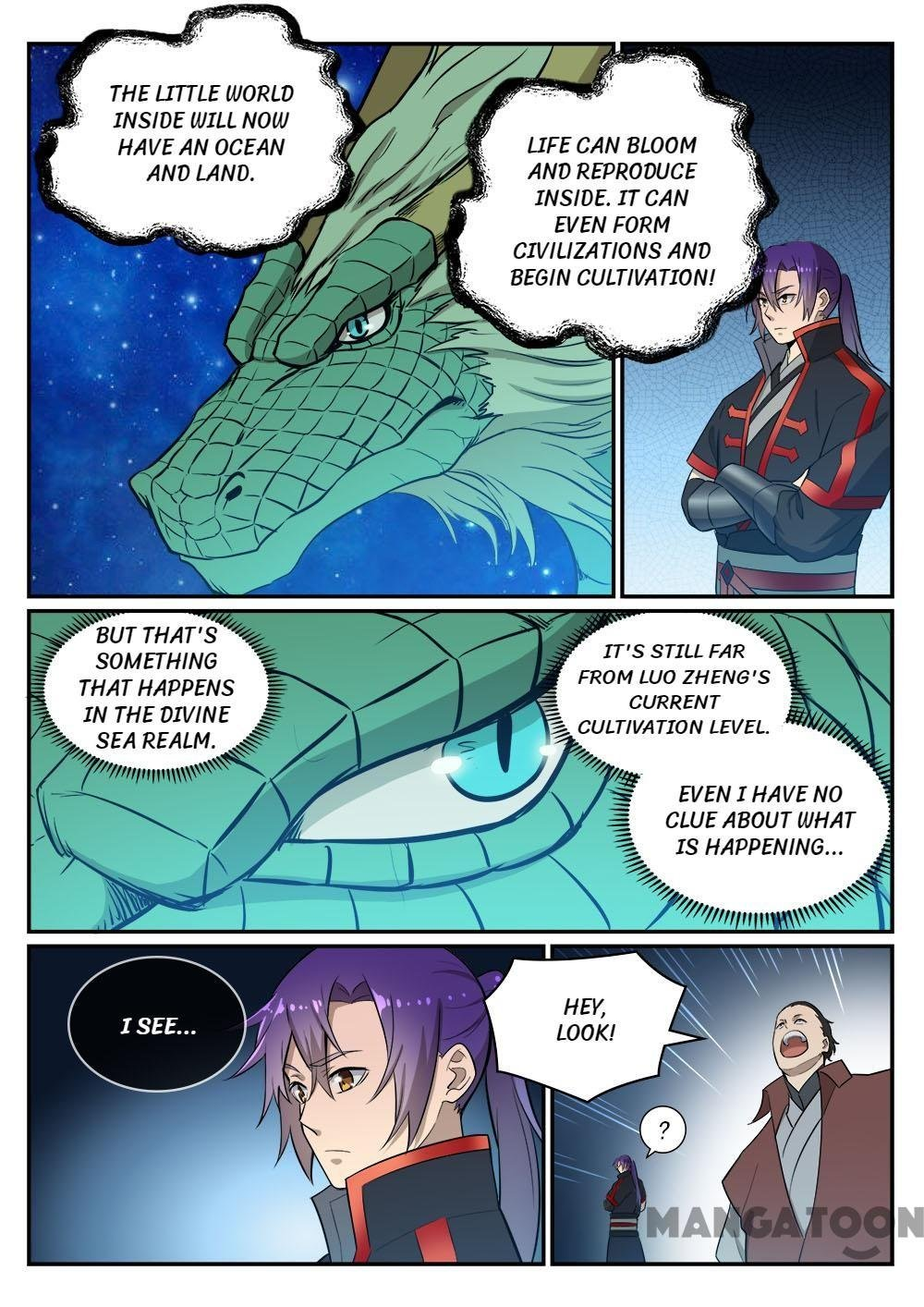 Manga Apotheosis - Chapter 423 Page 14