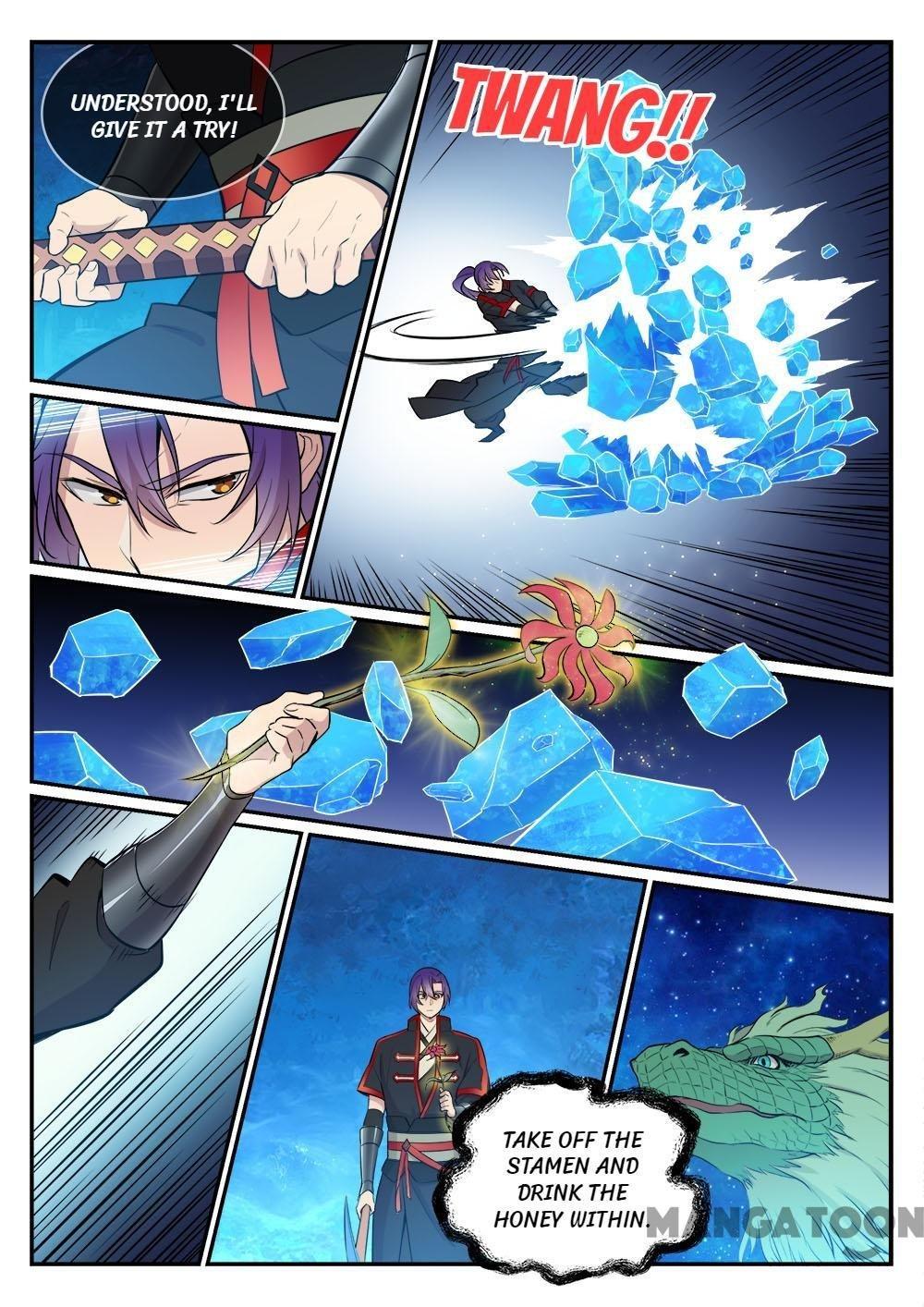 Manga Apotheosis - Chapter 423 Page 4