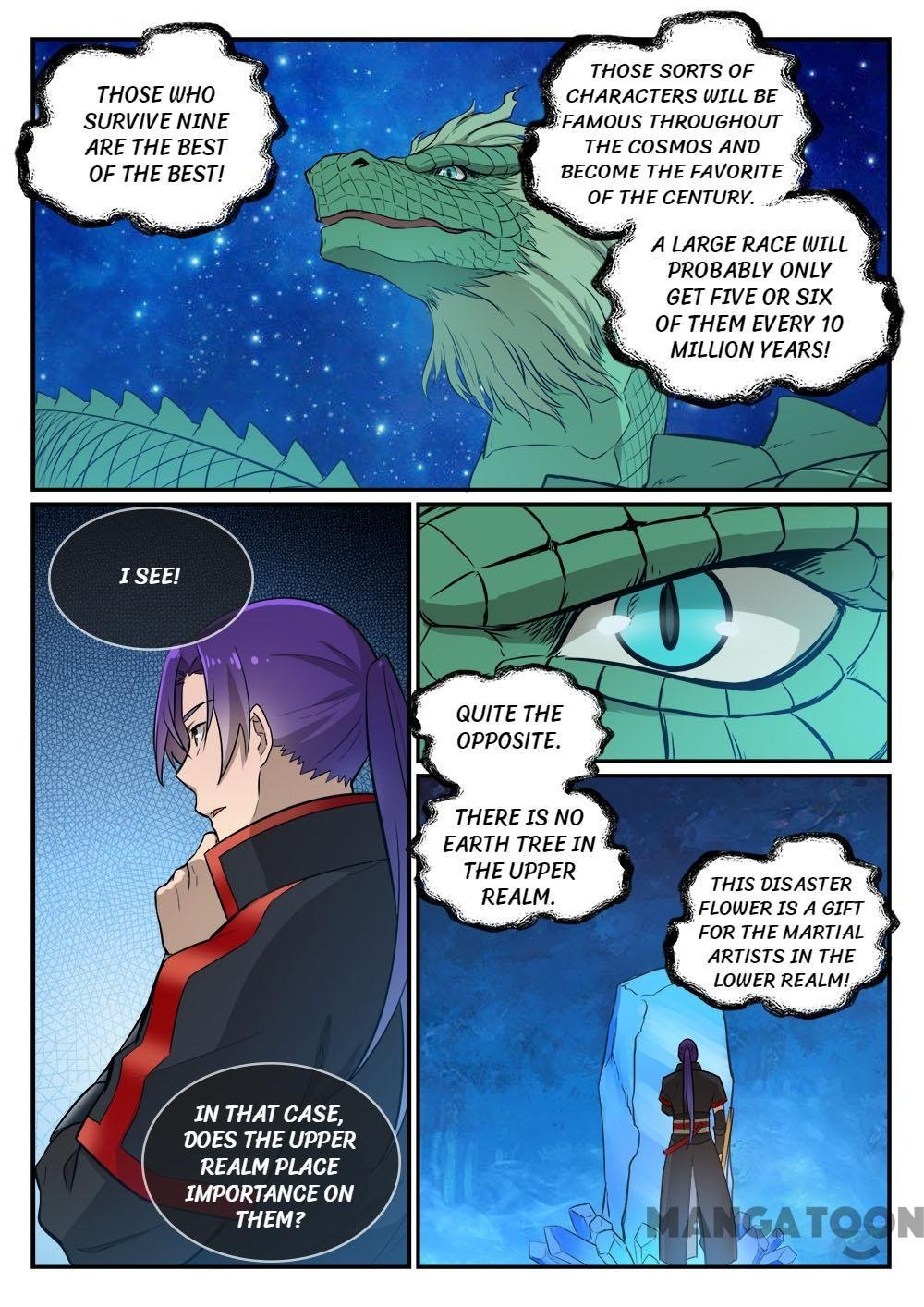 Manga Apotheosis - Chapter 423 Page 3