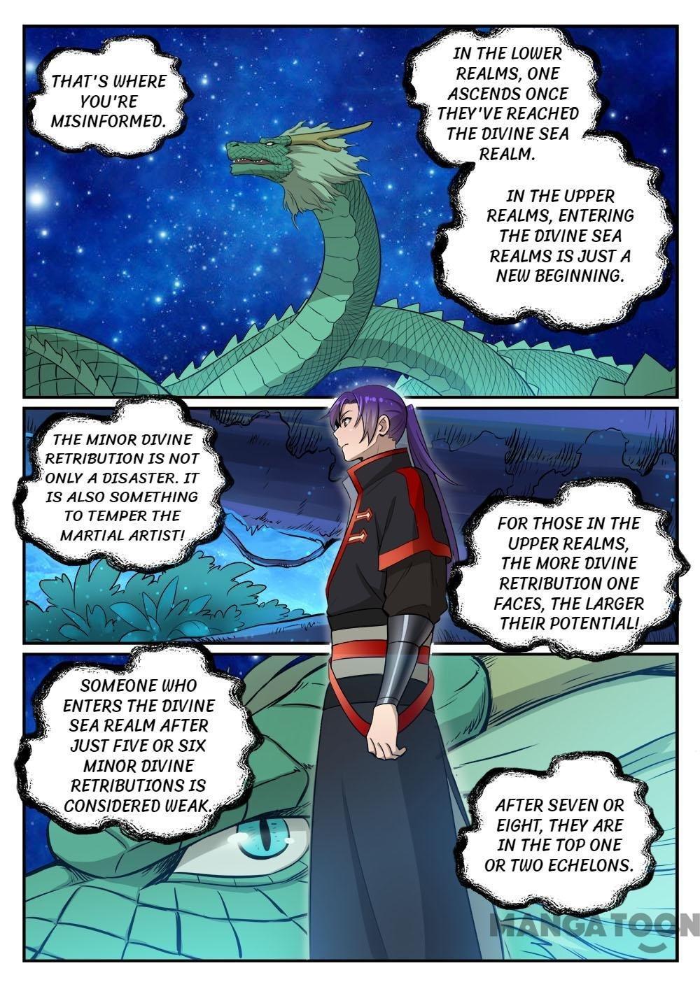 Manga Apotheosis - Chapter 423 Page 2