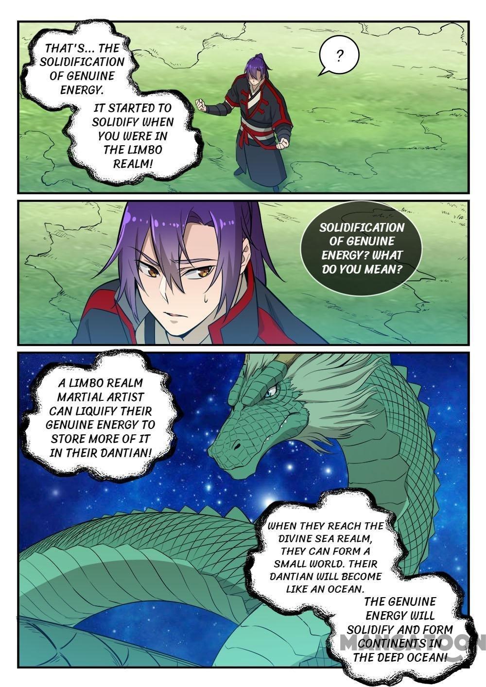 Manga Apotheosis - Chapter 423 Page 13