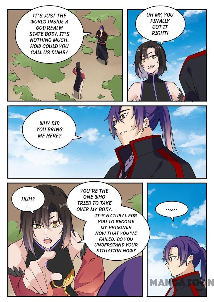 Manga Apotheosis - Chapter 434 Page 12