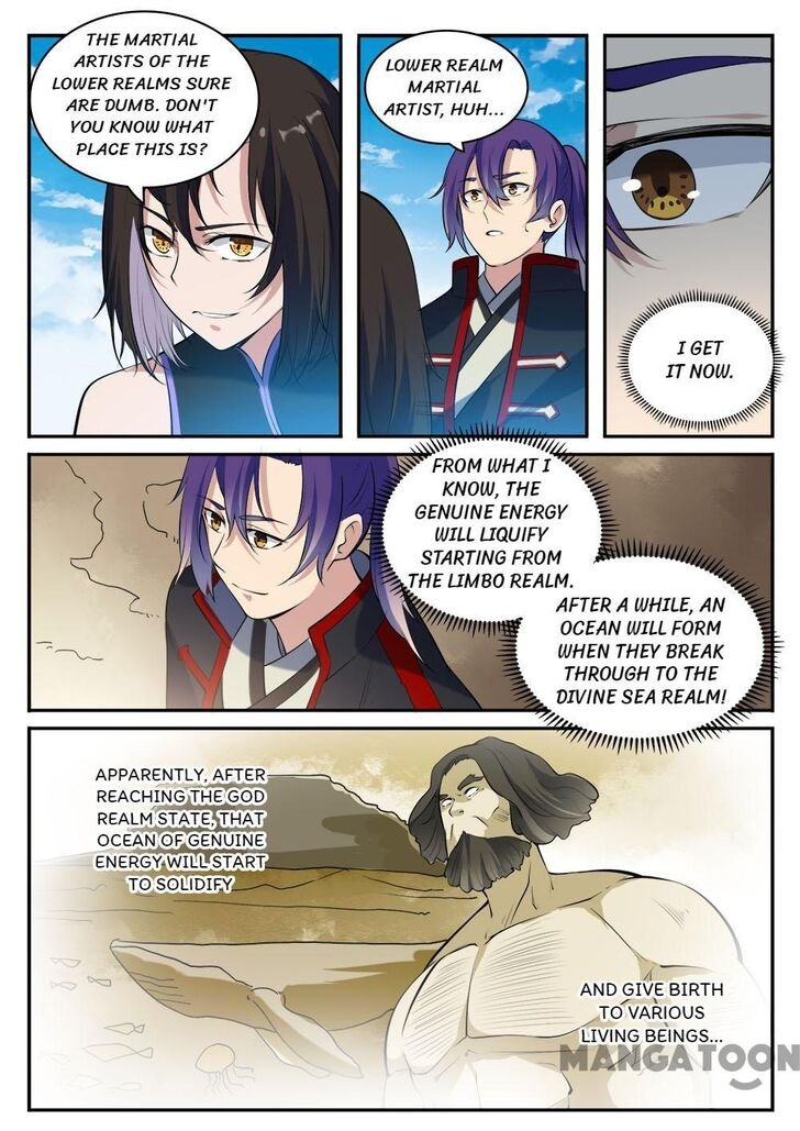 Manga Apotheosis - Chapter 434 Page 11