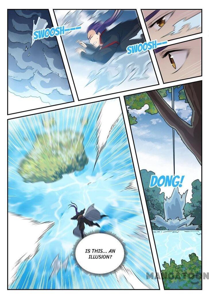 Manga Apotheosis - Chapter 434 Page 8
