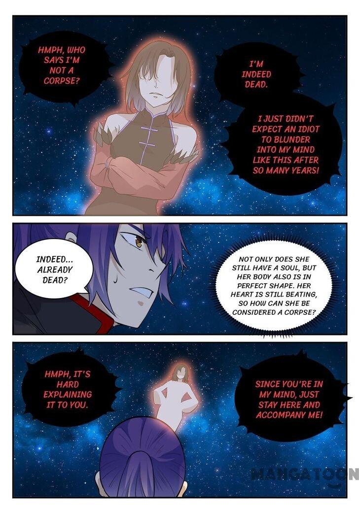 Manga Apotheosis - Chapter 434 Page 3