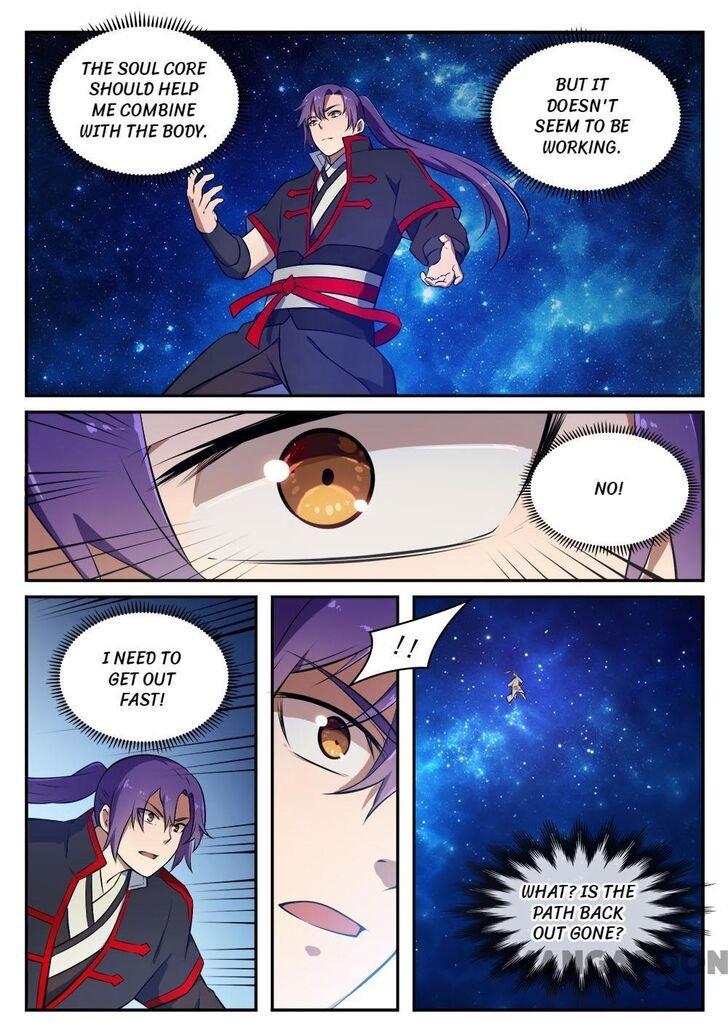 Manga Apotheosis - Chapter 433 Page 15