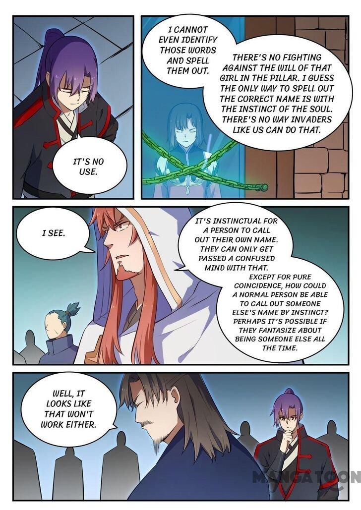 Manga Apotheosis - Chapter 433 Page 4