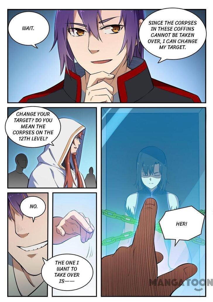 Manga Apotheosis - Chapter 433 Page 5