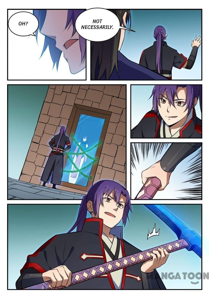 Manga Apotheosis - Chapter 433 Page 8
